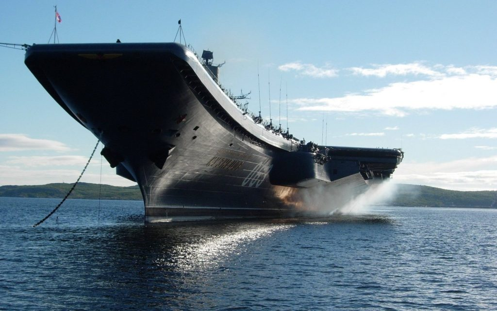 aircraft carriers 1