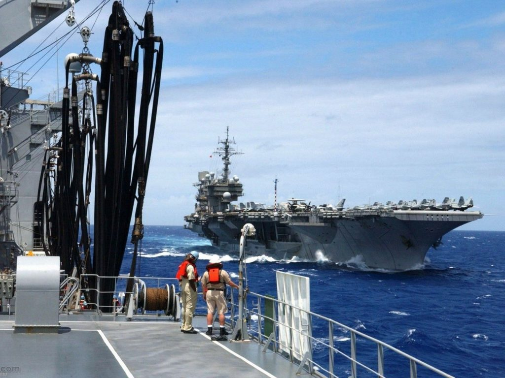 aircraft carriers 11