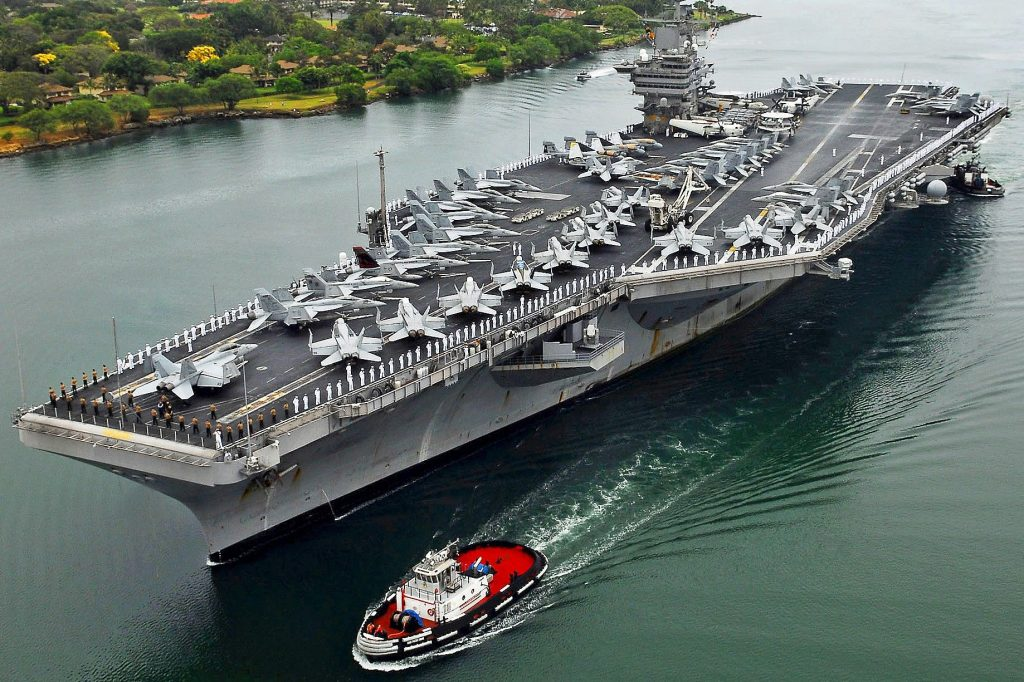 aircraft carriers 4