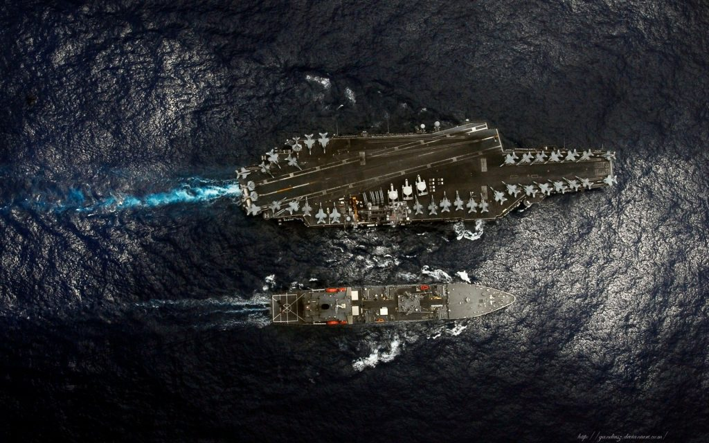 aircraft carriers 5