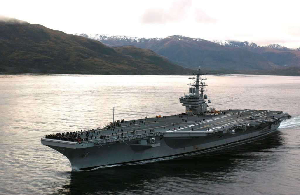 aircraft carriers 6