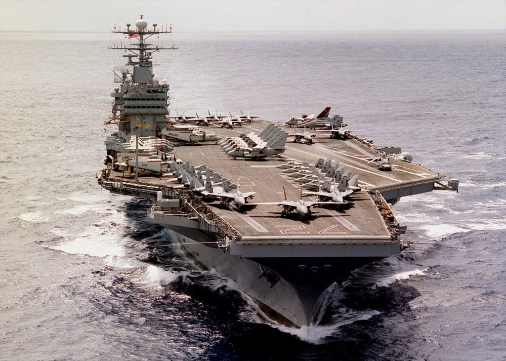 aircraft carriers 8