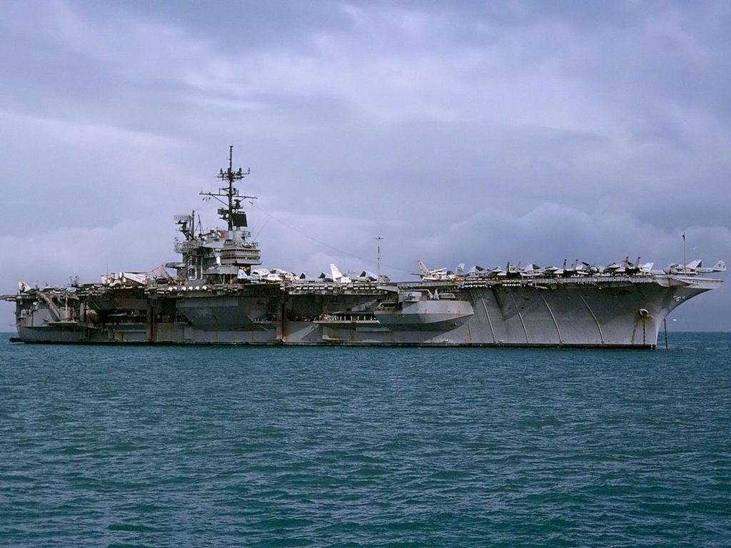 aircraft carriers 9