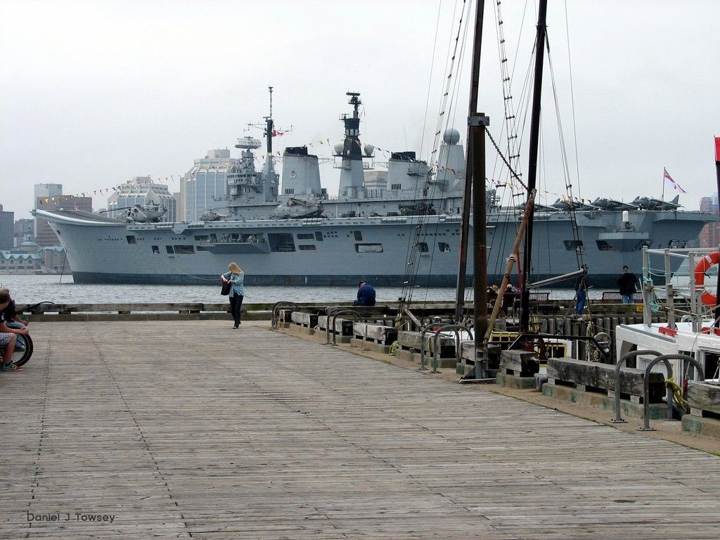 aircraft carriers England