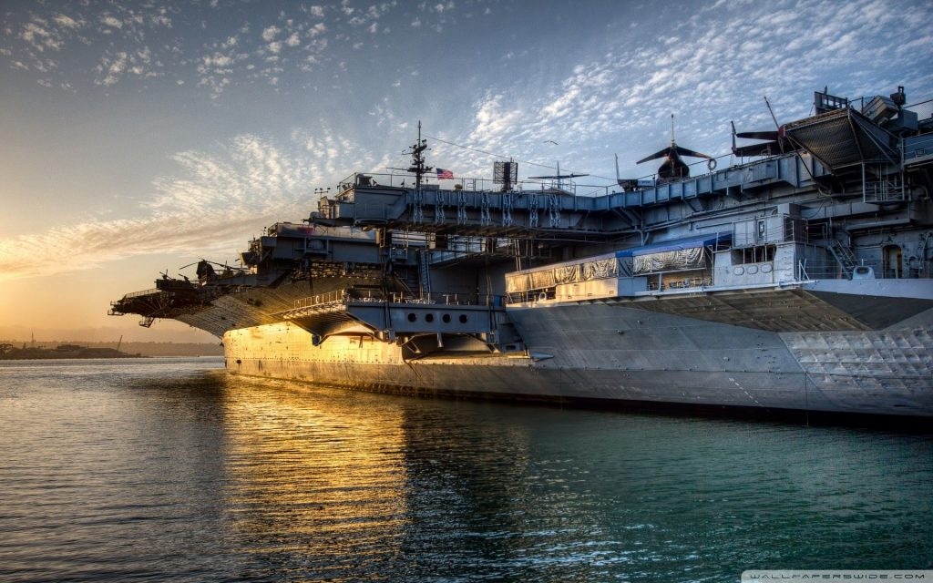 aircraft carriers wallpapers