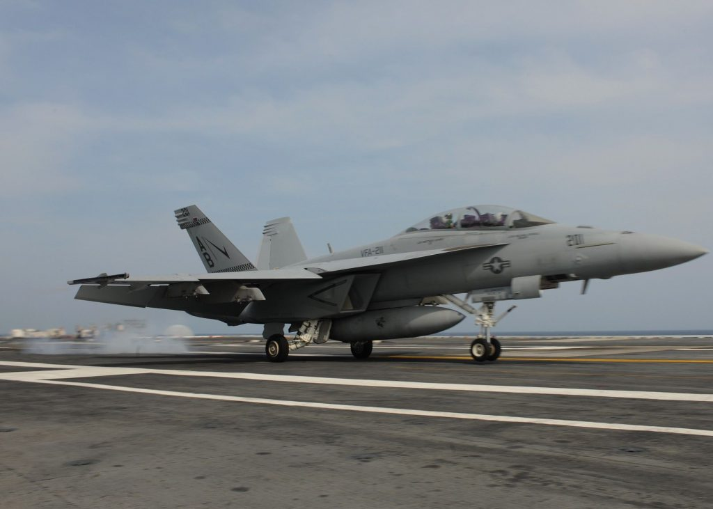 aircraft jets F A 18 Hornet ships United States Navy navy