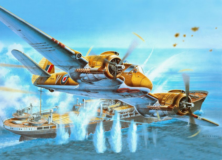Beaufighter WW2 planes military aircraft aircraft military World War II scaled