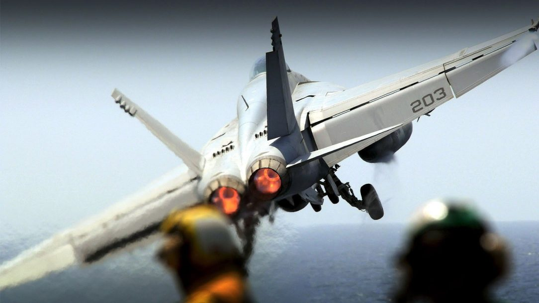 F 18 Hornet FA 18 Hornet F A 18 Hornet aircraft military aircraft jet fighters launching