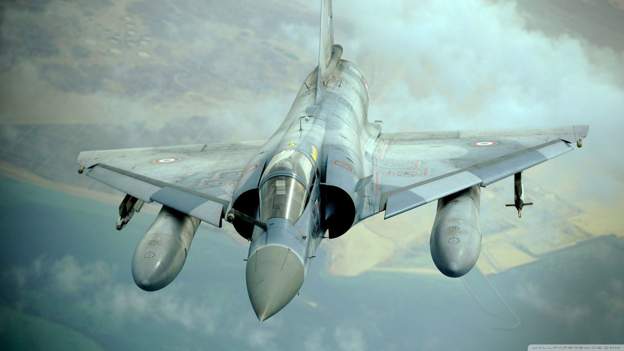 Mirage 2000 Fighter planes aircraft construction vehicles Jet 5