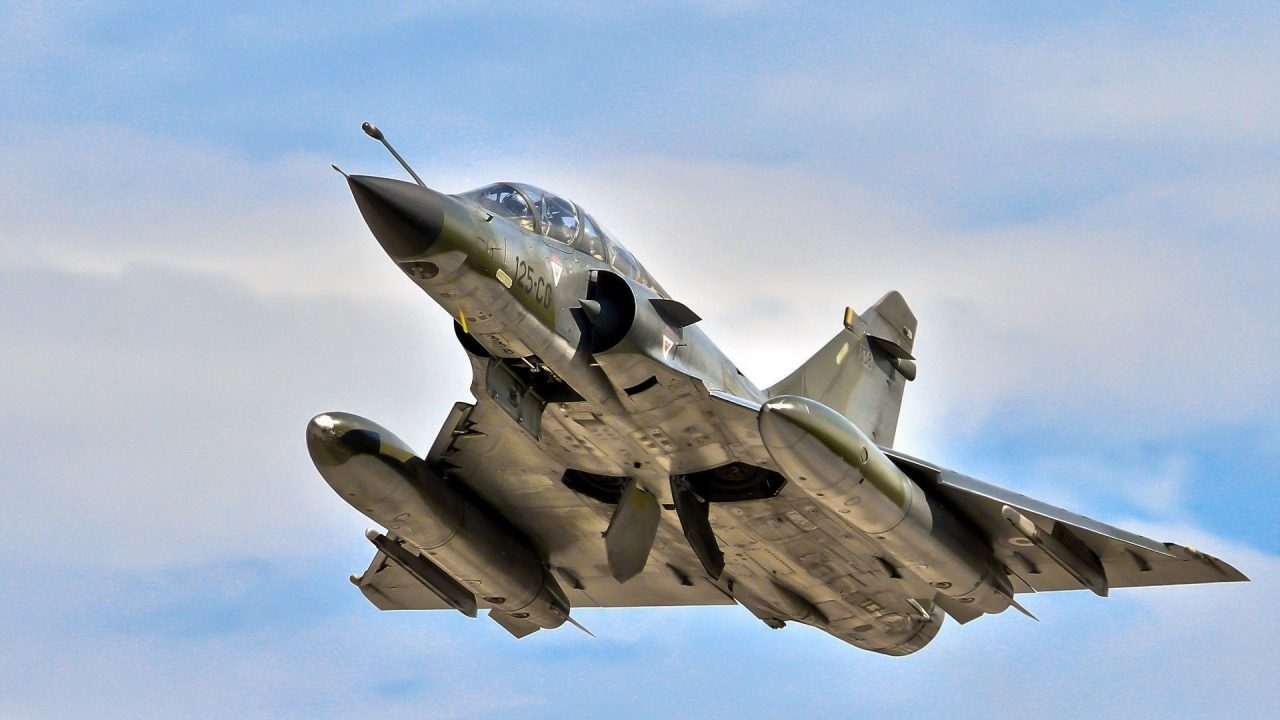 Mirage 2000 Fighter planes aircraft construction vehicles Jet 6