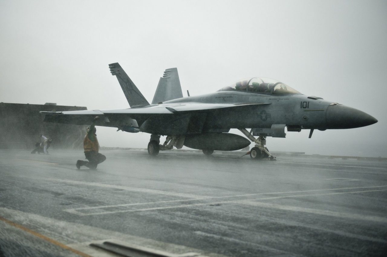 United States Navy F A 18 Hornet aircraft jet fighters