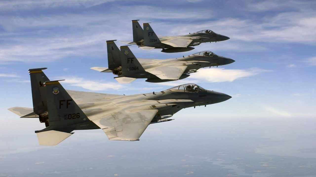 military aircraft planes jets