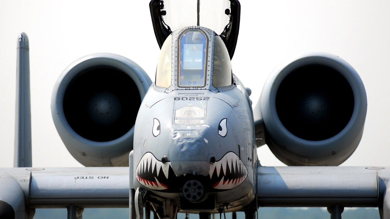 military aircraft planes jets A10