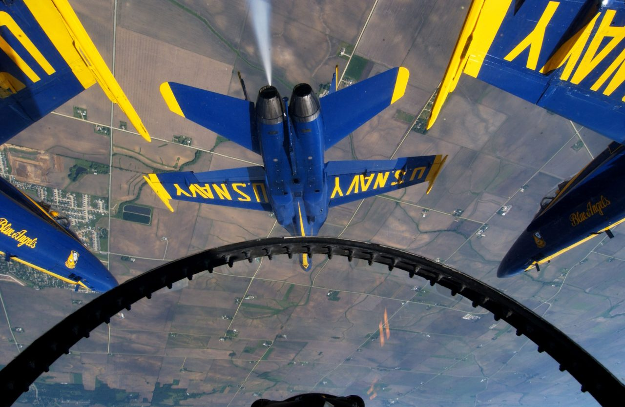 planes F 18 Hornet Blue Angels navy military war cockpits aircraft scaled