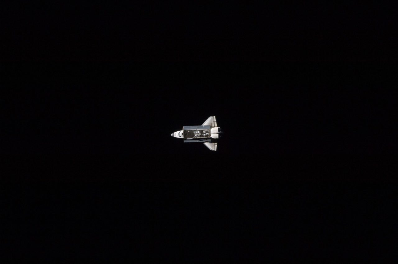 space stations space aircraft space shuttle scaled